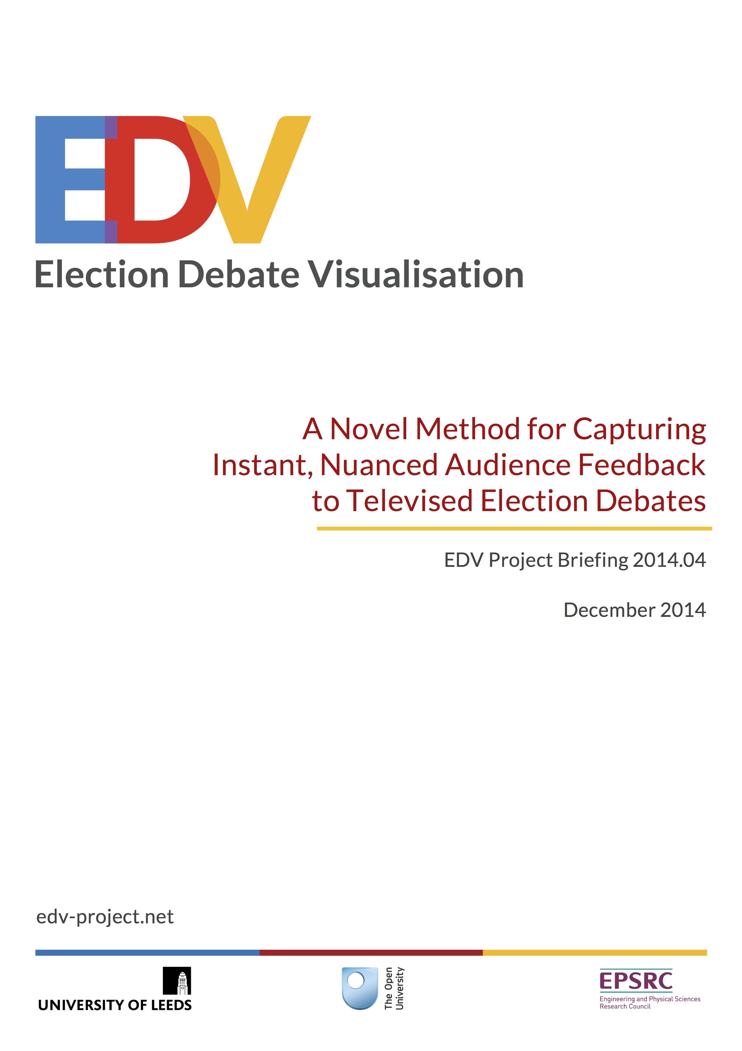 EDV briefing 2014.04