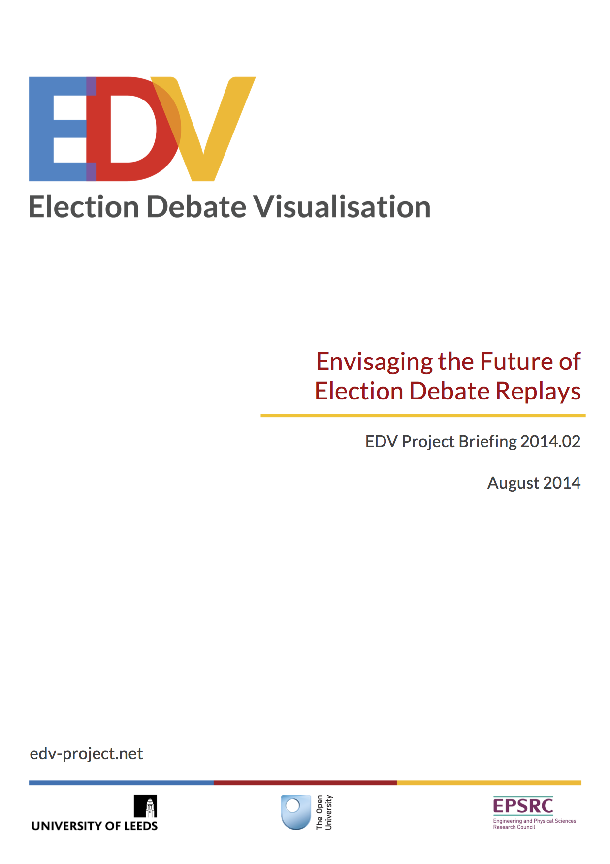 EDV briefing 2014.02